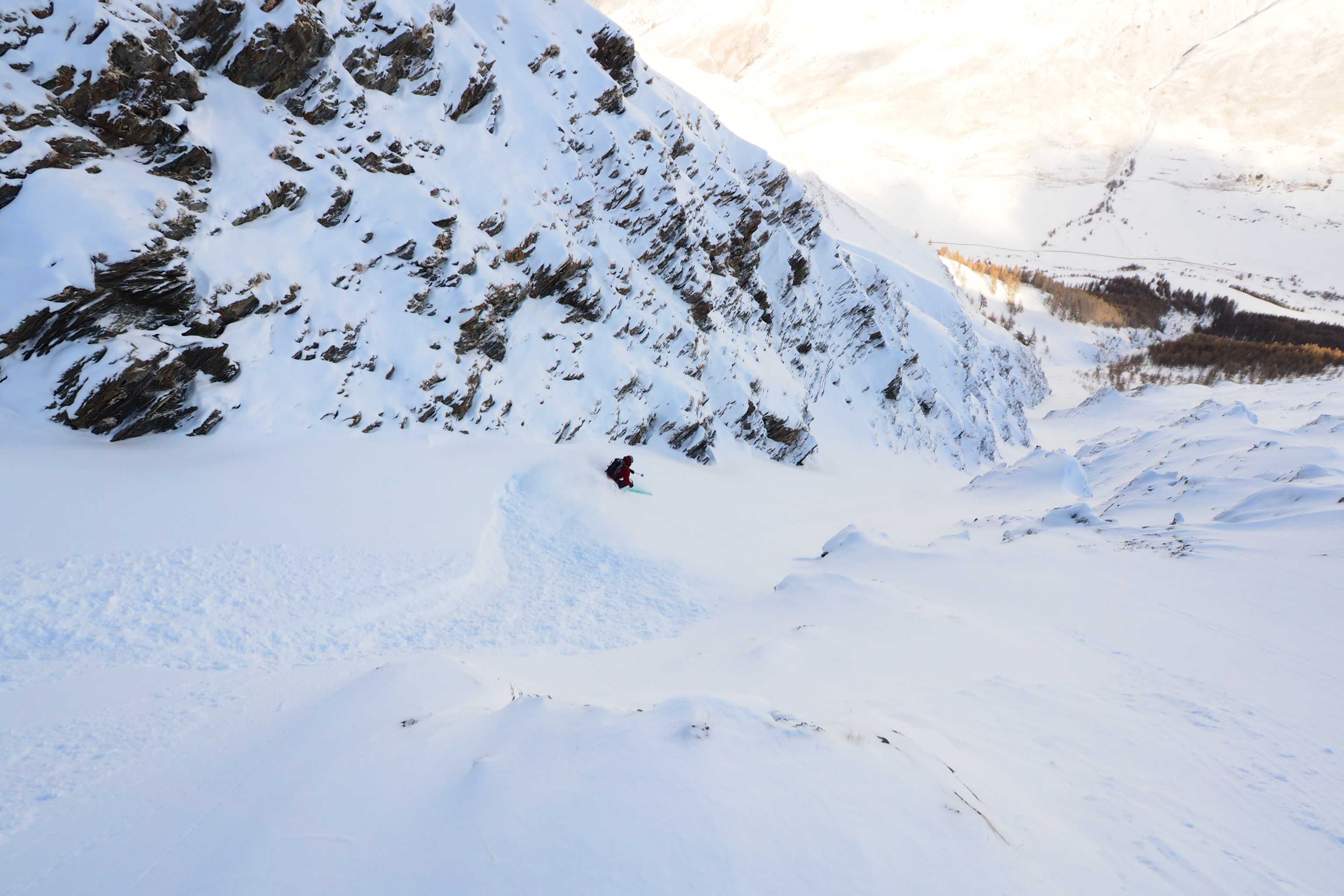 Couloir, Home Spot
