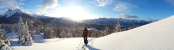 Rarycîme - ski de randonnée dans le Queyras