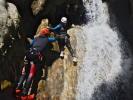 Canyon des Moules marinieres Canyoning Rhône-alpes Vercors Saint andéol Canyoning Grenoble, Canyoning Lyon, Canyoning Chambéry