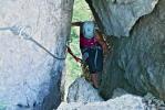 Via ferrata du rocher de cornillon Col du chat chambéry chartreuse