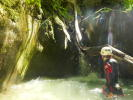 Canyon du Furon haut Canyoning Grenoble, Canyoning Lyon, Canyoning Chambéry, Canyoning Annecy, Vercors