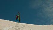 Ski de couloir Kebnekaise