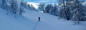 Ski de randonnée - Queyras
