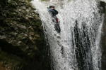 Canyoning Ecouges Vercors