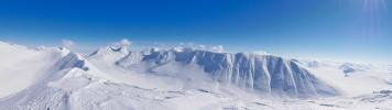 Ski dans le Kebnekaise Suède