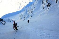 Une petite saison de ski de couloir (Part 1 ?)