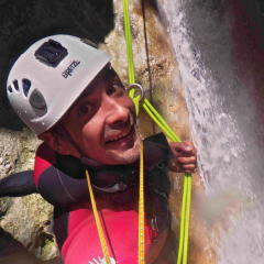 Canyoning en Isère
